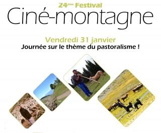 Visuel ciné montagne journée pastoralisme Chamrousse
