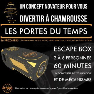 Escape game Prizoners Chamrousse