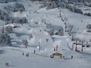 Photo snowpark