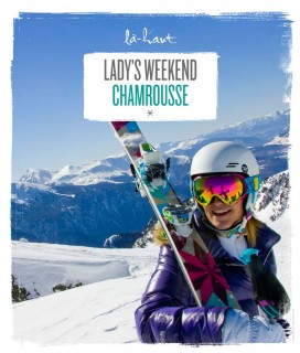 Affiche Lady's weekend