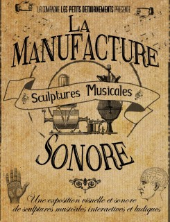 Affiche Manufacture Sonore