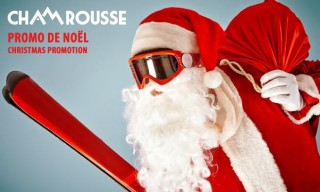 Chamrousse Christmas promotion