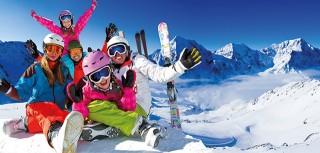 Printemps Ski - Famille