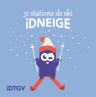 idneige- IDTGV