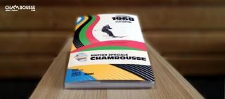 Livre Glénat 50 ans Jeux Olympiques Chamrousse