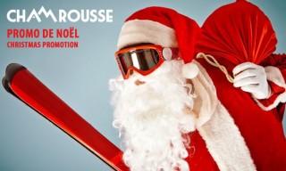 Noel ski Chamrousse