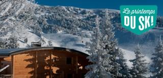 Printemps du ski - hébergement