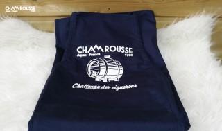 Tablier Challenge des Vignerons Chamrousse
