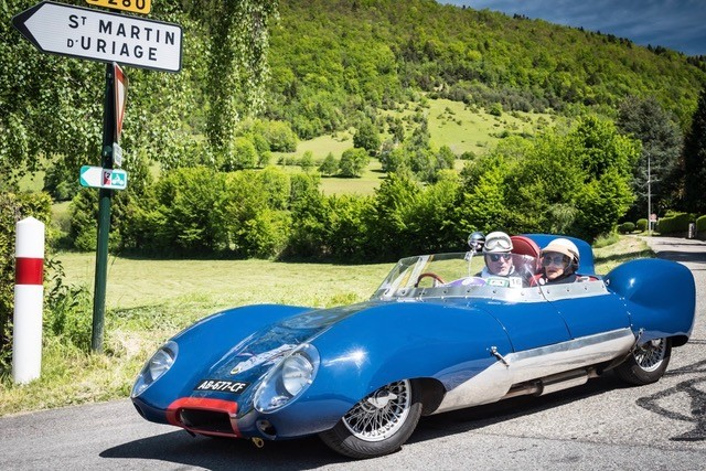 Uriage Cabriolet and 'Classic' - drive through Chamrousse