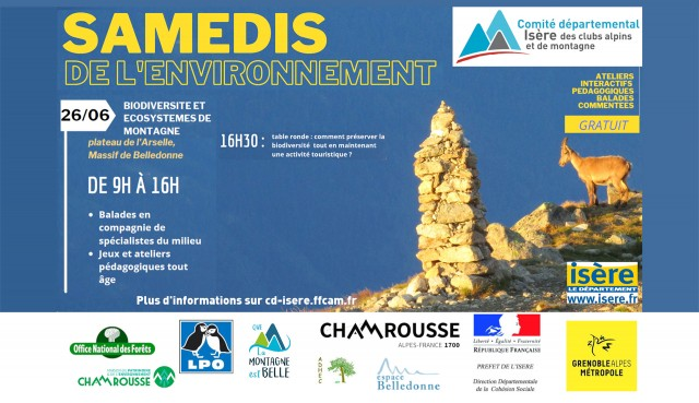 Release Saturday environment Chamrousse