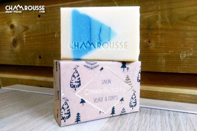 Savon savonnerie doux voyage Chamrousse