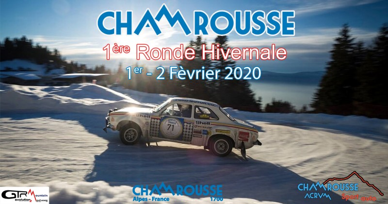 Visuel Ronde hivernale Chamrousse