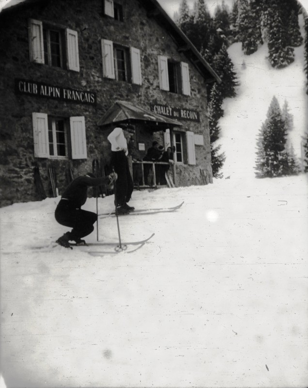 Photo Club Alpin Français Chamrousse 1935