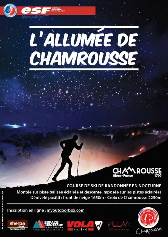 Allumée de Chamrousse