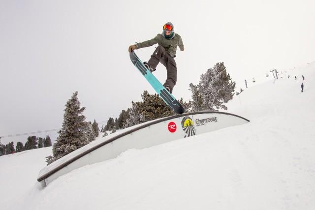 Photo Sunset Park - snowpark