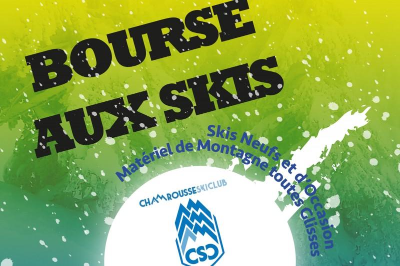 Bourse aux skis de Chamrousse