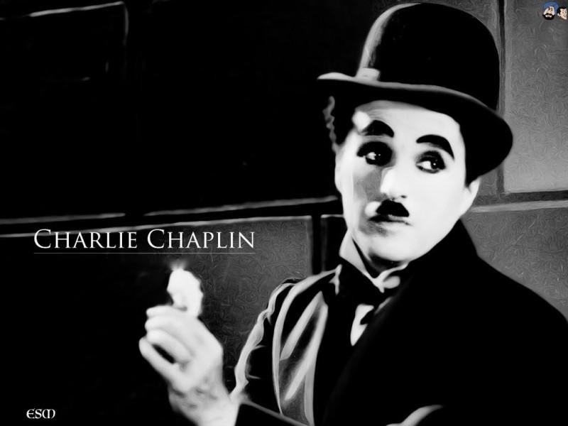 Photo Charlie Chaplin