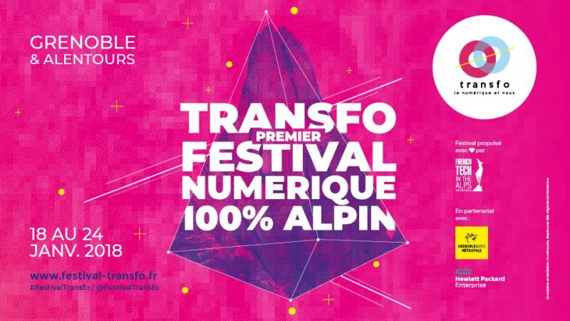 Affiche festival Transfo