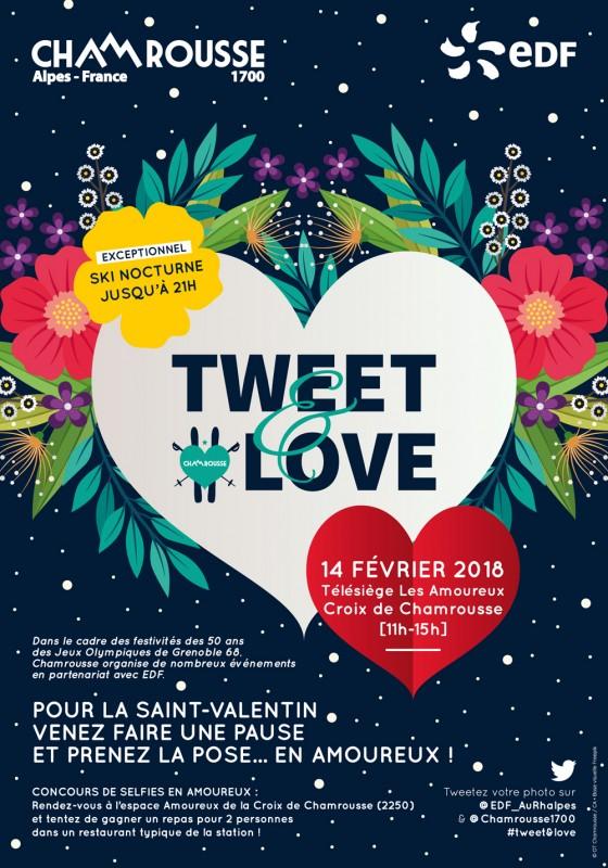 Tweet & Love