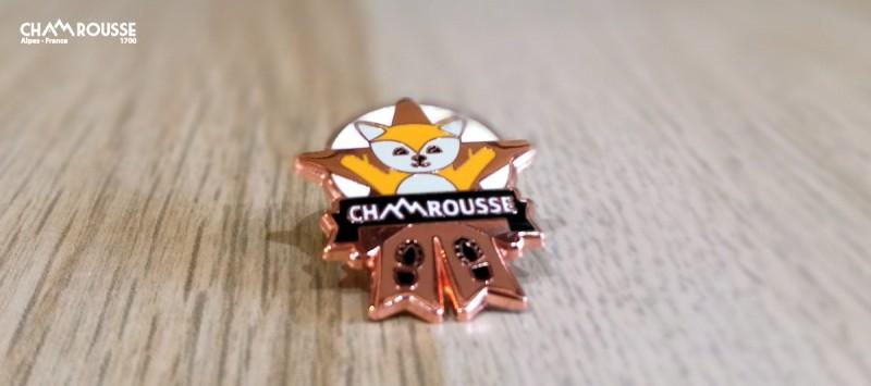 Chamrousse objet boutique etoiles de la rando bronze Chamrousse station ski isere alpes france