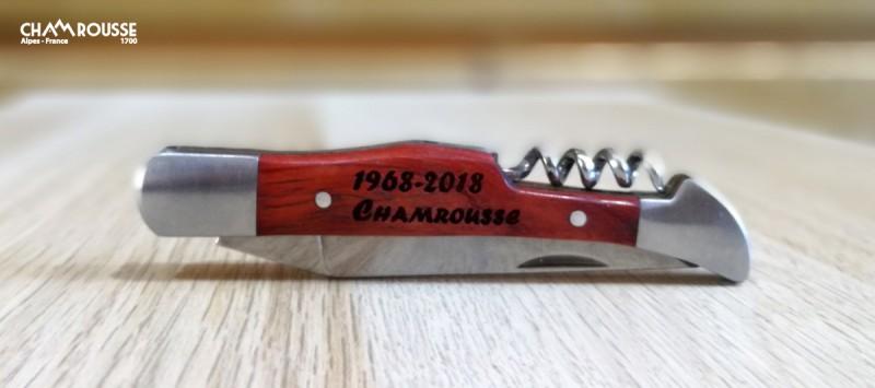 Couteau 50 ans JO Chamrousse