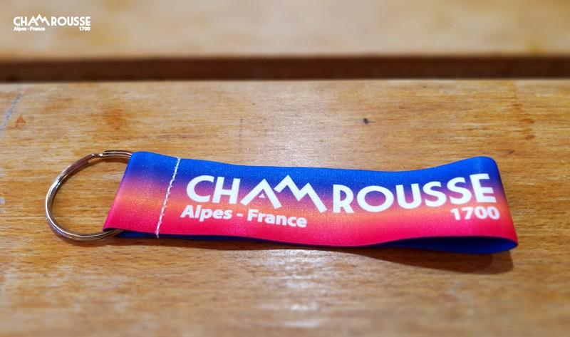 Lanyard élastique Chamrousse