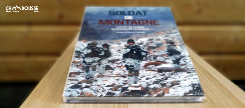 Livre 130 ans des troupes de montagne