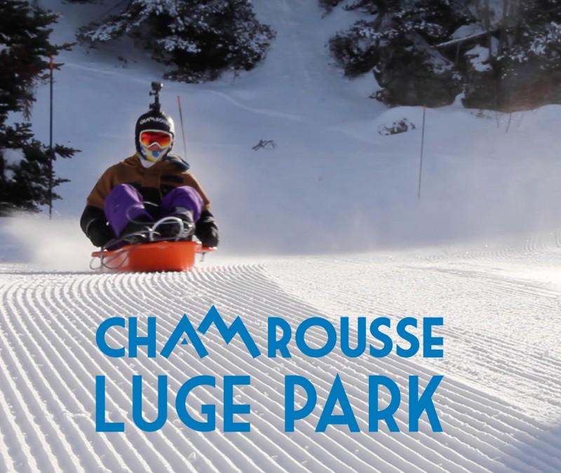 Chamrousse Luge Park