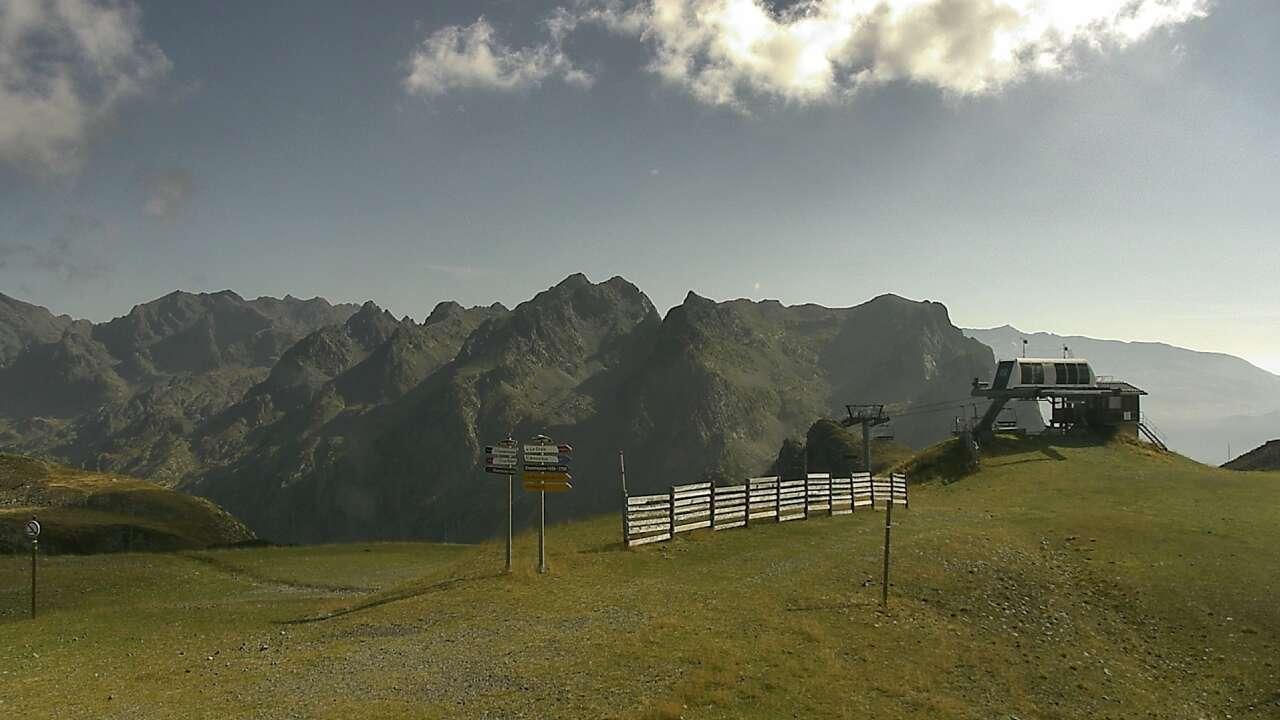 Chamrousee web camera - ski station La Croix