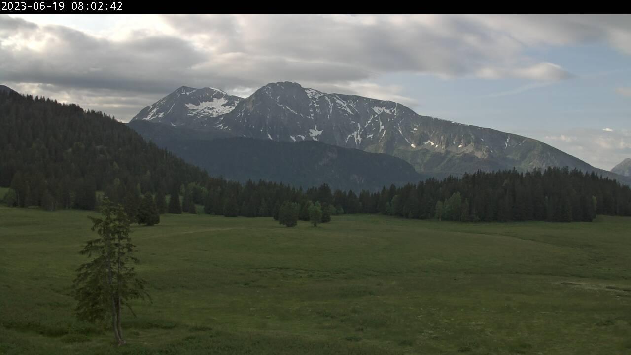 webcam de Chamrousse, Plateau de l Arselle